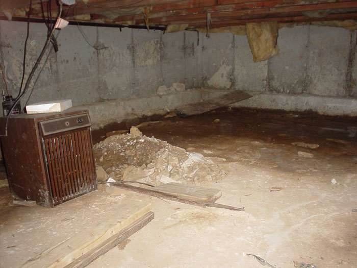humidifier for basement. An Outdated Crawl Space Dehumidifier Running In A Vented Space. Humidifier For Basement