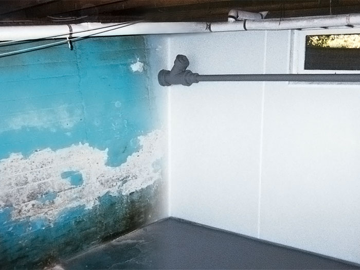 Installing Basement Wall Products Upgrading Your Basement Walls - Waterproof basement wall panels