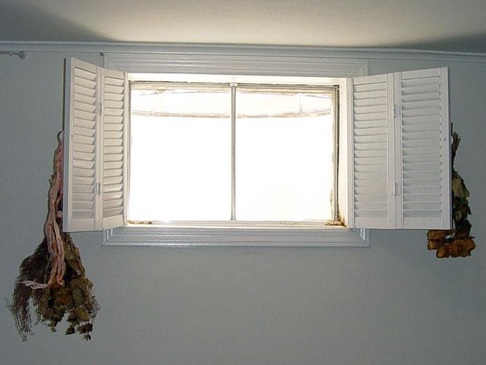 A Durable Vinyl Replacement Basement Window
