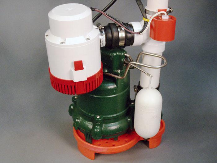 The Ultrasump Battery Backup Sump Pump System