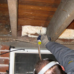 paring Options For Crawl Space Insulation