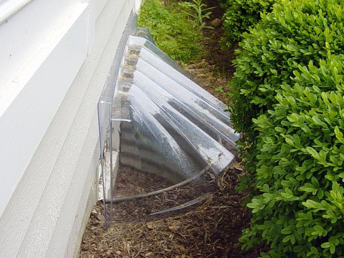 Sunhouse Basement Window Wells