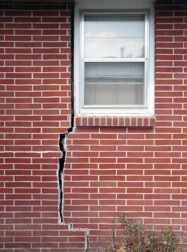 Foundation Settlement Amp Structural Damage