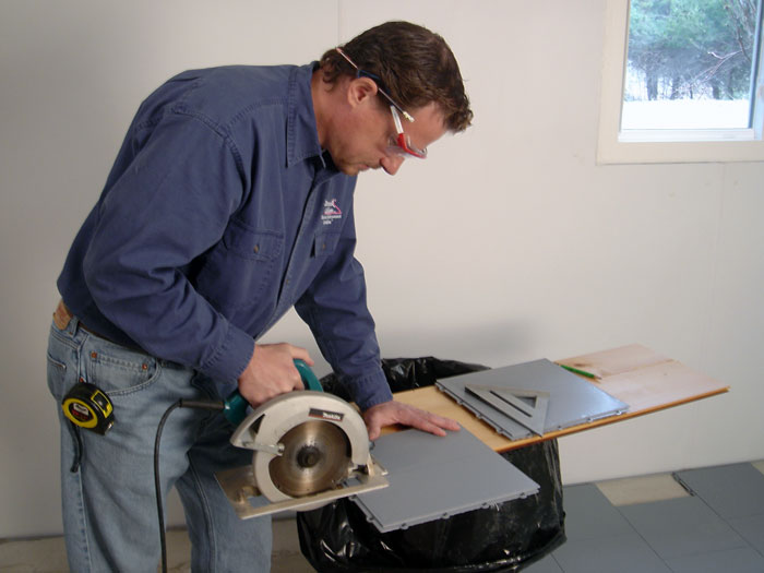 our professional basement waterproofing services