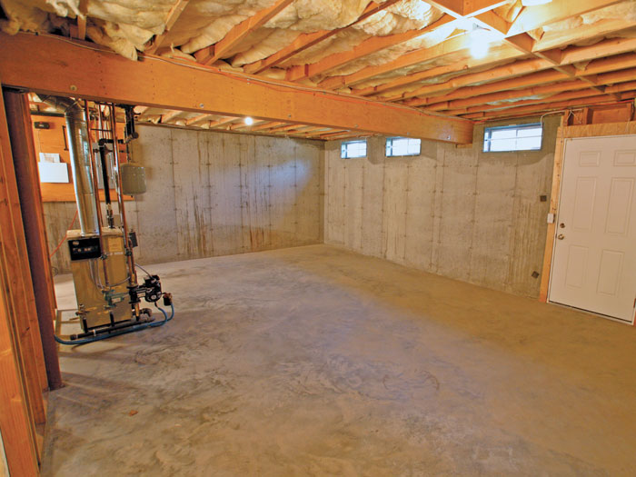 Interior Basement Waterproofing Products : Foundation waterproofing options interior exterior