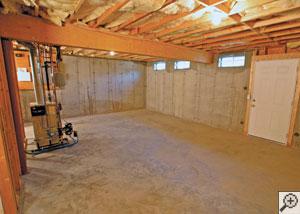 Foundation Waterproofing Options Interior Exterior