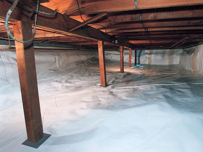 Crawl space repair what not to do for What does crawl space foundation mean