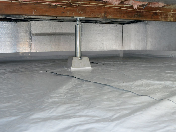 We Can Clean Your Crawl Space