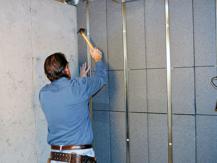 insulating basement walls for increased energy efficiency basement
