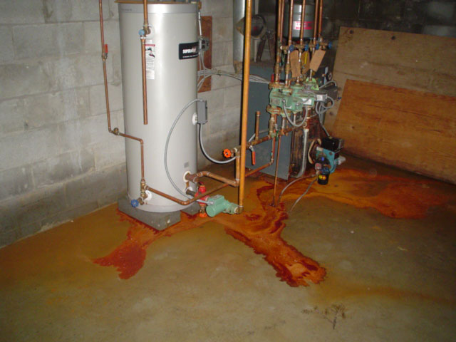 wet basement environments waterproofing a basement with iron