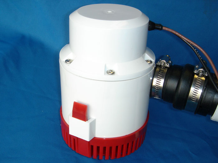 The UltraSump Battery Backup Sump Pump System