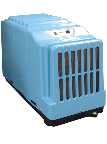 crawl space dehumidifiers fan systems