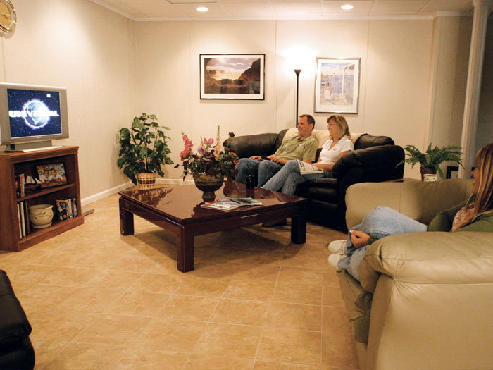 Installing Basement Flooring Appropriate Solutions For Basement
