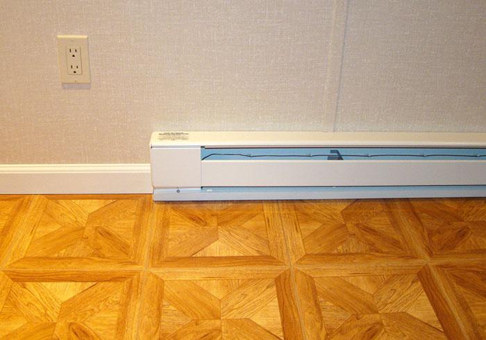 Thermaldry Parquet Basement Floor Tiles