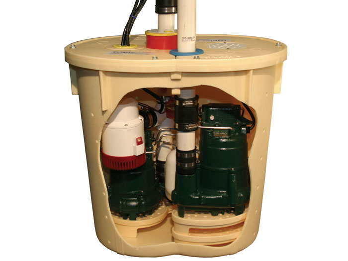 basement sump pump systems basement systems patented